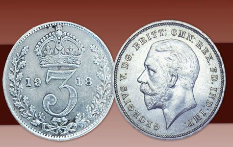 The London Mint is giving away a free George V silver coin. Claim yours today.