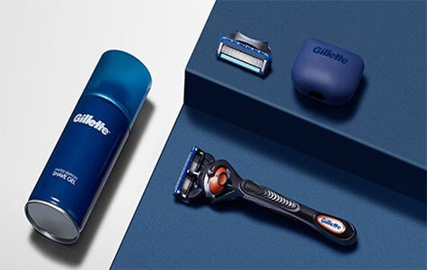 Gillette, leaders in razor technology, is giving away a free shaving kit. Claim your free kit today.