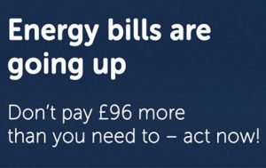 Find out if you are paying to much for your utility bills